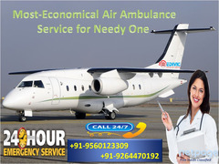 Take Unique Relocation Facilities by Medivic Air Ambulance in Delhi