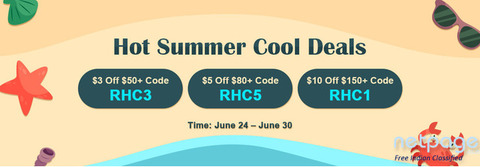 Up to $10 Voucher for RuneScape Gold Available on RSorder for Summer 2020 from Jun 24
