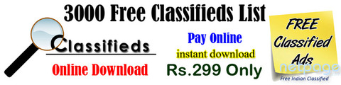 Best Free Classifieds India
