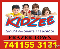 Kidzee Frazer Town | 7411553131 | Early Education | 1116 | Pre School