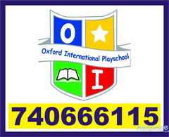 Oxford Online Nursery Preschool | Senior Kg |  7406661115 | 1214 |