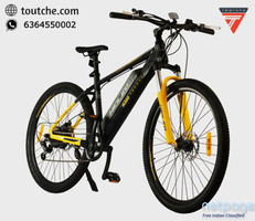 Best Electric Cycle In India | toutche.com