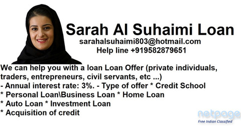 Guarantee Loan Offer 3% Per Annual Apply Now