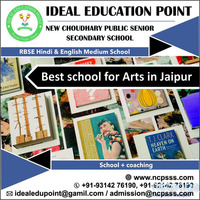 RBSE Arts English Medium School in Sanganer Jaipur