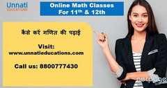 Math Class Online for 12th