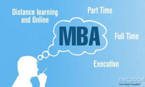 Get Distance Learning MBA in Delhi