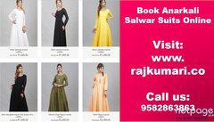 Shop Anarkali Suits Online