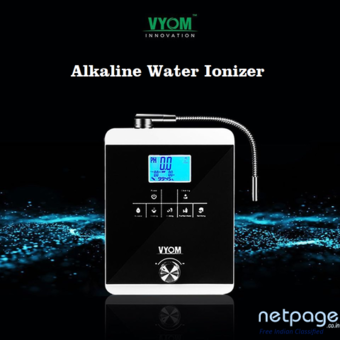 Boost Your Immunity With Vyom Alkaline Water Purifier