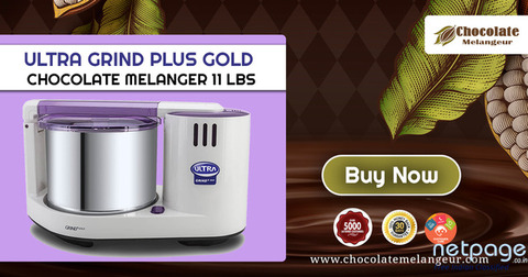 Shop Trendy Cocoa Grinder - Ultra Choco grind Chocolate Refiner