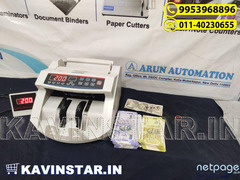 Currency Counting Machine Price in Delhi