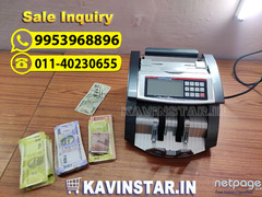 Money Counting Machine Price in Delhi