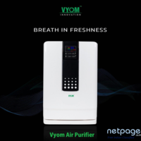 Buy India's Best Air Purifier For Home - Vyom Air Purifier