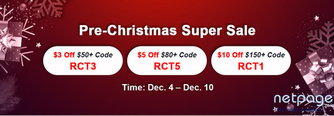Up to $10 Discount for RS07 Gold Prepared in RSorder Pre-Christmas Super Sale
