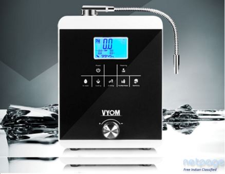 Keep You Healthy By Drinking Pure Water From Vyom Alkaline Water