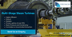 Steam Turbines and Spare Parts - nconturbines.com