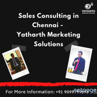 Sales Consulting in Chennai - Yatharth Marketing Solutions