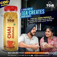Chai Masala Manufacturers and Suppliers in Mumbai - TasteOMania