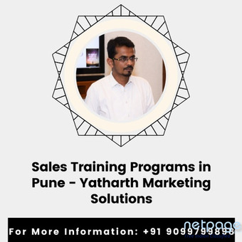 Sales Training Programs in Pune - Yatharth Marketing Solutions