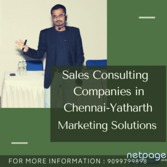 Sales Consulting Companies in Chennai - Yatharth Marketing Solutions
