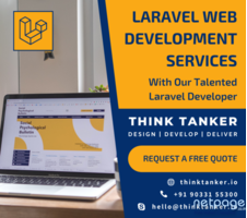 Hire Laravel Developers in Bangalore - ThinkTanker