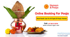Best Homam and Pooja Services - Shastrigal