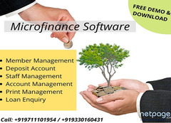 Microfinance Software Company in Uttar Pradesh