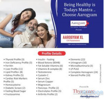 Book Online Aarogyam Xl Package @ Rs 3999