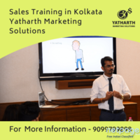 Sales Training in Kolkata  - Yatharth Marketing Solutions