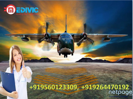 Get Amazing Air Ambulance Services in Mumbai with ICU Facility