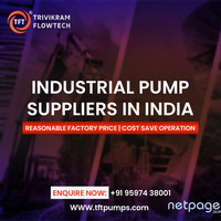 Industrial Pump Services - High Quality Gear Pumps - TFTpumps.com