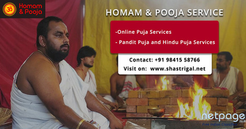 Book A Homam Online for Healthy life   Shastrigal.net