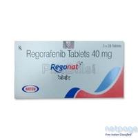 Regonat 40 mg Tablet - Buy at Lowest Price