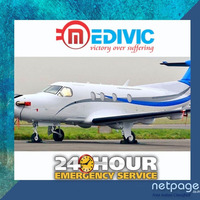 Use India's Exceptional Air Ambulance Service in Vellore by Medivic