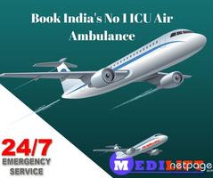 Get the Top & Splendid Air Ambulance Service Aurangabad by Medivic Aviation