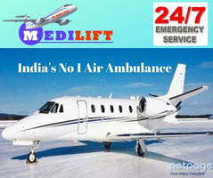 Take Highly Develop Air Ambulance in Bokaro by Medivic Aviation