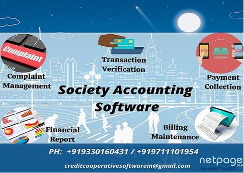Society Accounting Software Service in Madhya Pradesh
