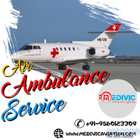 Take Marvelous Air Ambulance Services in Delhi with ICU Facility