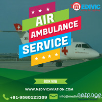 Gain Medivic Air Ambulance Services in Mumbai with Extensive Medical Care