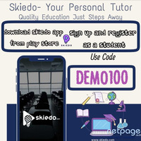 SKiedo online Tuition classes and learning platform for all