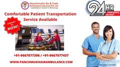 Air Ambulance Service in Mumbai with Ultimate Medical Setup