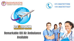 Want to Hire Hi-Class ICU Air Ambulance in Chennai at Low Budget