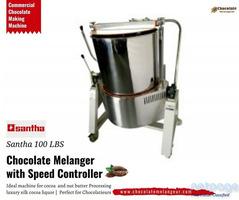 Chocolate Melangeur Machine _ Ultra Choco Grind - Chocolatemelangeur.com
