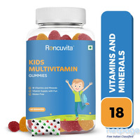 Multivitamin Gummies  Are a Great Way To Top Up Kids Nutrition