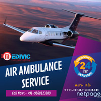Tremendous ICU Medical Care by Medivic Air Ambulance in Allahabad