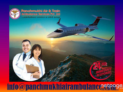 Acquire Country Best Air Ambulance Service in Bhopal
