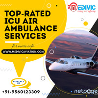Utilize Pre-Eminent Emergency Air Ambulance Services in Delhi