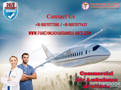 Choose Air Ambulance in Allahabad for the Patient Relocation