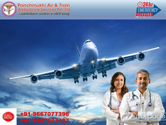 Acquire Authentic Air Ambulance Service in Ahmedabad at Justified Price