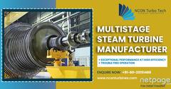Small Steam Turbines Manufacturers - Nconturbines.com
